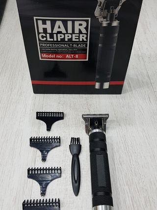 máquina cortapelos hair clipper trimmer patillera