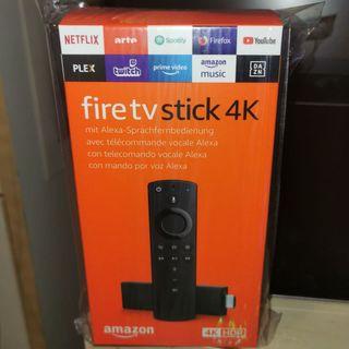 Amazon Fire TV Stick 4K con Alexa NUEVO PRECINTADO