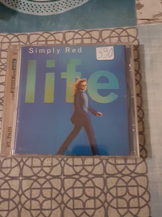 SIMPLY RED CD MUSICA