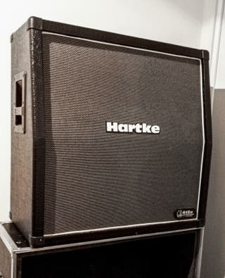 "Pantalla Para Guitarra Eléctrica Hartke 4x12"" 320W"