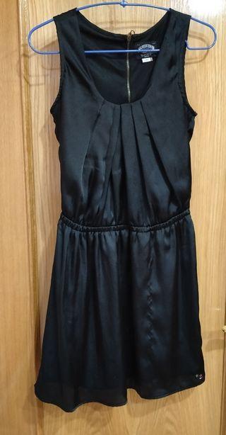 Vestido negro de Tommy Hilfiger