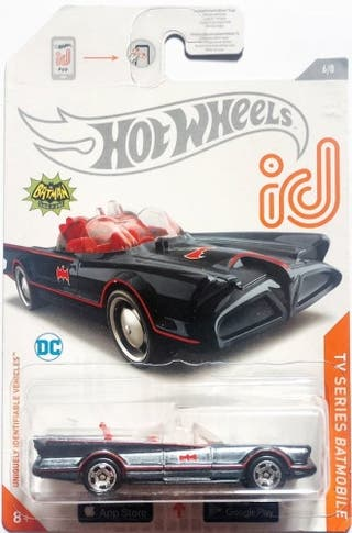Hot Wheels Batman ID
