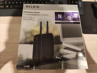 Router Neutro Belkin Wifi N