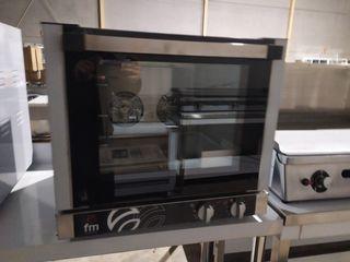 horno eléctrico fm de panadería