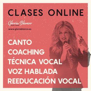 CLASES ONLINE DE CANTO Y TECNICA VOCAL