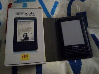 libro electronico , tinta electronic , wifi , mp3