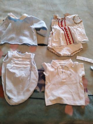 ropa de 3 y 6 meses