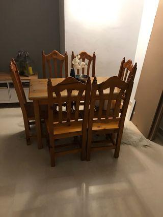 comprar sillas comedor segunda mano