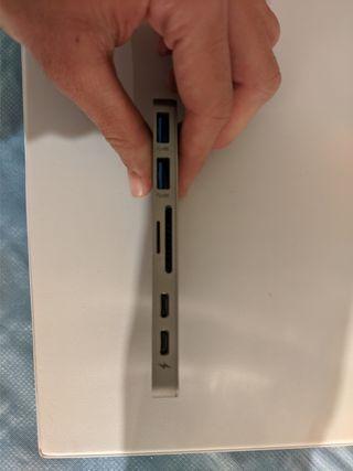 Hub MacBook pro, hyper drive USB c
