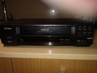 Reproductor gragador video VHS