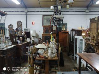 Antigüedades-vintage-Industrial