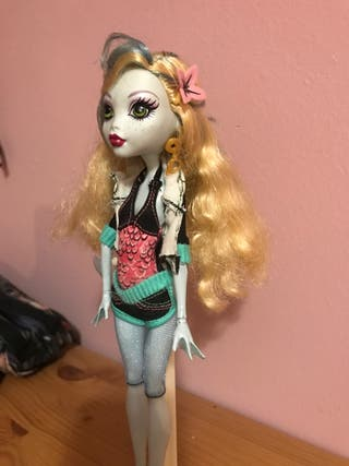 Muñeca Monster High Lagoona Blue