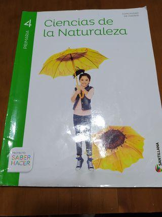 Libro ciencias de la naturaleza
