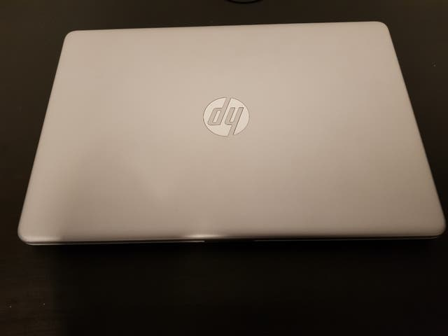 HP laptop 15'6 inch
