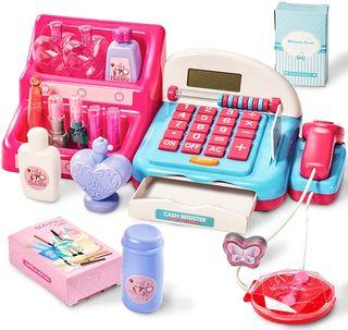 Caja Registradora Juguetes Supermercado Infantil