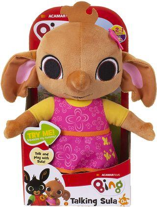 Talking Sula Soft Toy 25cm