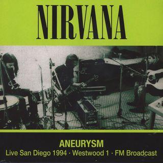 NIRVANA Live San Diego 1994 Vinilo 500 copias