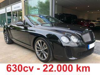 Bentley GTC SUPERSPORT - UNICO - Nacional
