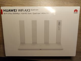 Huawei AX3 Quad Core Pro Router Wifi 6