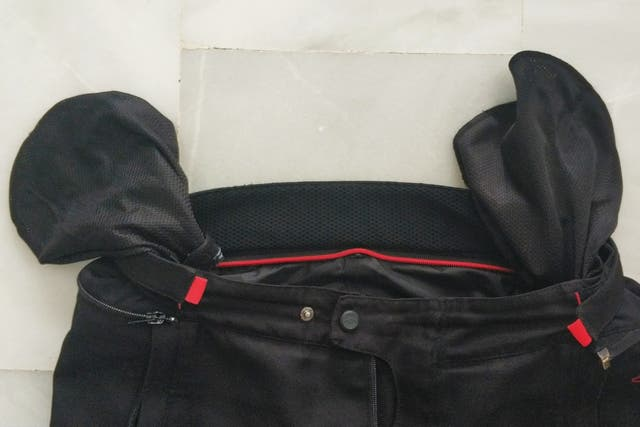 Pantalon De Moto Alpinestars Protean Drystar Xl De Segunda Mano Por 79 99 En Las Marinas En Wallapop