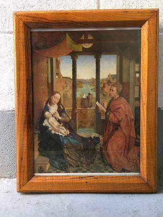 Cuadro reproducción Rogier van der Weyden