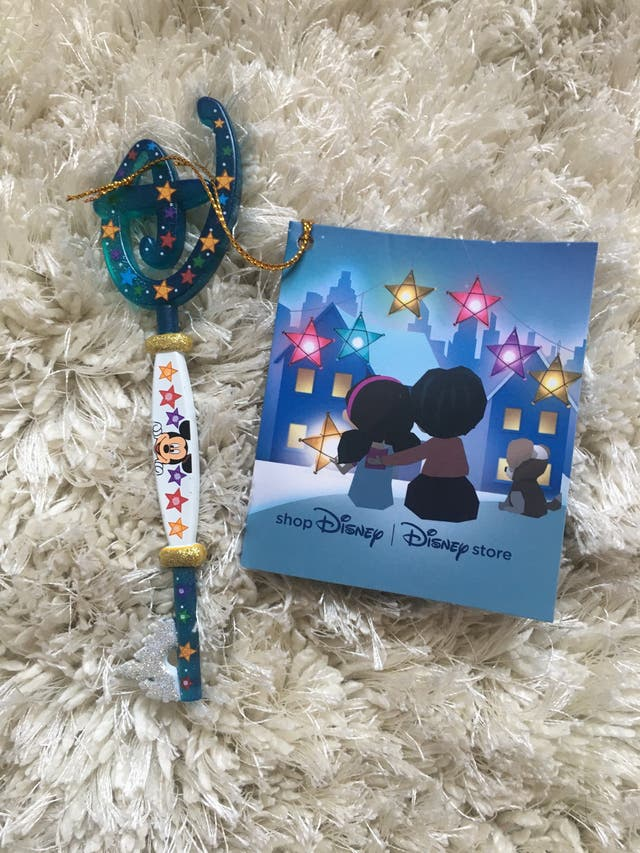 Llave Holiday Cheer 2020 Opening Ceremony Disney