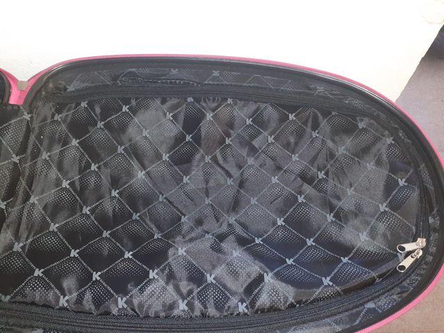 maleta rigida con asa