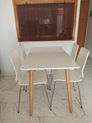 sillas comedor segunda mano barcelona
