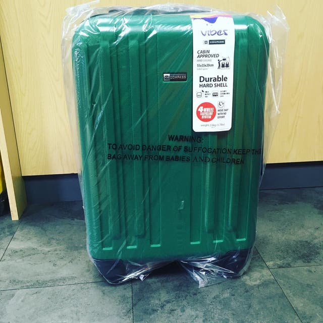 Compass Cabin Size Luggage - Brand New
