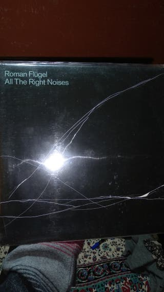 "Vinilo Roman Flügel ""All the right noises"""