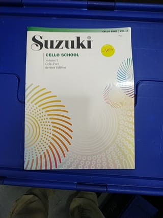 Suzuki para Cello