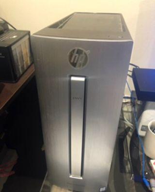 Ordenador sobremesa Hp Intel Corel i7