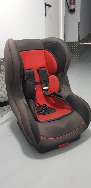 silla coche