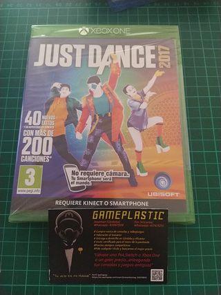 Just Dance 2017 Xbox One (Precintado)