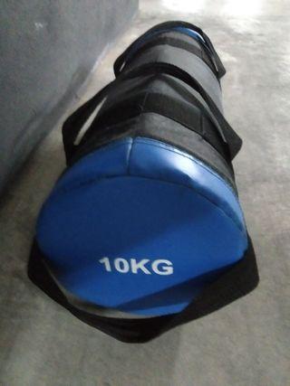 saco de entrenamiento 10kg