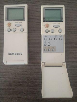 Mando aire acondicionado Samsung