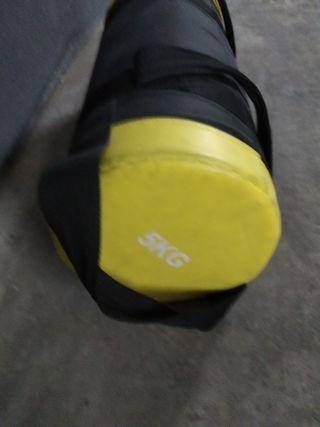 saco de entrenamiento