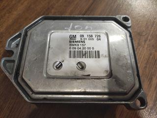 Se vende centralita para Opel Zafira gasolina 1.8