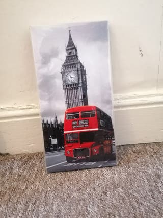 London canvas