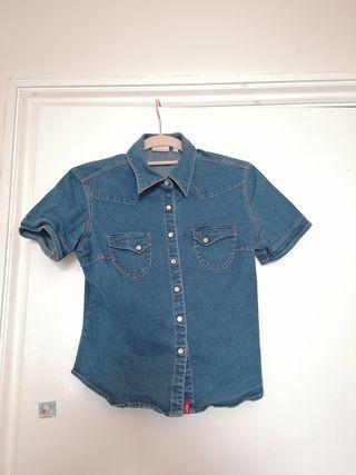Levi's jeans shirt