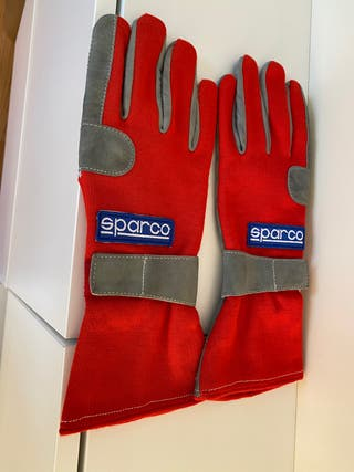 Guantes Sparco talla M