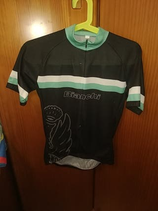 Maillot Bianchi oficial chica