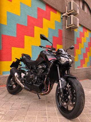 Kawasaki z900 2020 A2