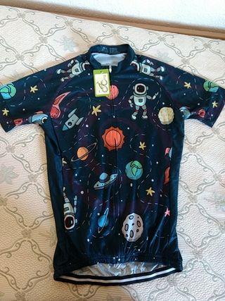 Maillot planetas