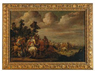 Dos cuadros del siglo XVII