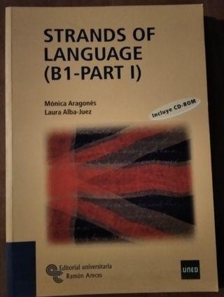 Lote de libros de gramática inglesa y española.