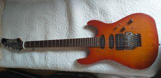 cambio guitarra eléctrica Hamer por bajo