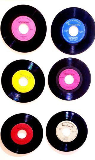 Discos singles vintage