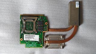 Toshiba A300 Disipador+T. Grafica ATI 256MB HD3470