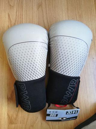 Guantes de Boxeo como nuevos de 14OZ